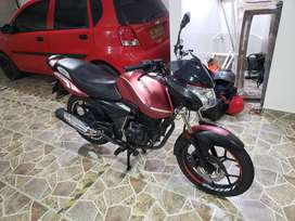 Discover 150 ST 2017 Rojo Mate