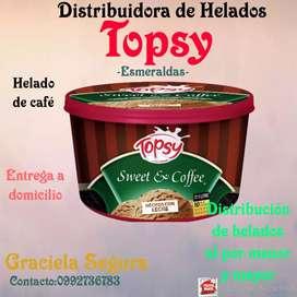 Helados Topsy