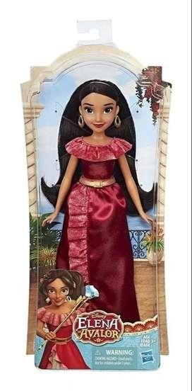 Muñeca Princesas Disney Elena De Avalor 30 cm Original Hasbro