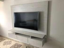 Centro de entretenimiento/ mueble para tv