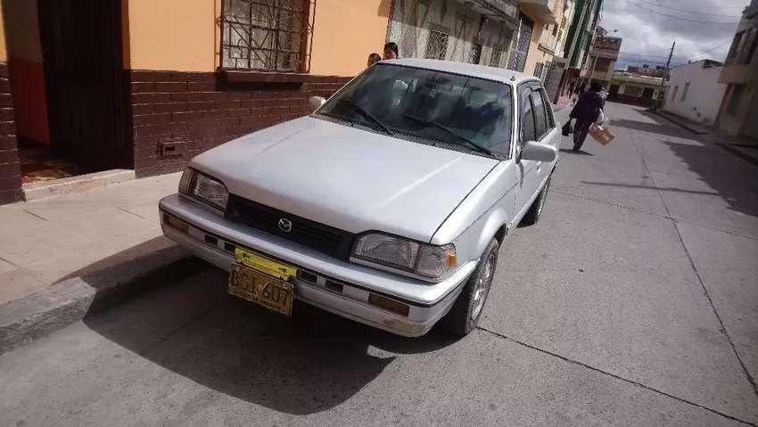 Lindo Mazda 323 Nx original 0