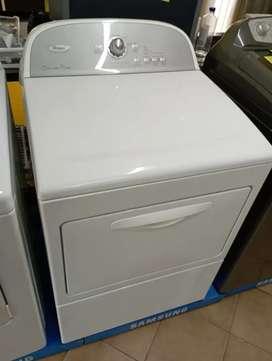 Secadora Whirlpool 40 libras exhibición