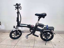Bicicleta eléctrica Hummer aro 14