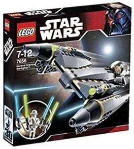 Lego 7656 Starwars General Grievous Starfighter