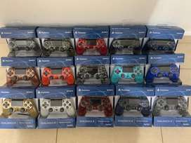 Se venden controles de ps4