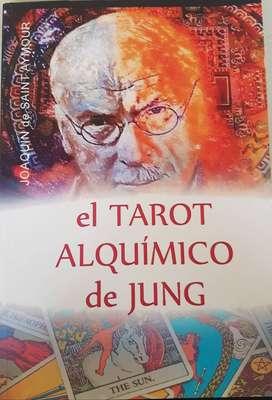 Tarot alquímico de Jung libro