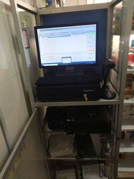 Sistema punto de venta para facturacion inventario droguería