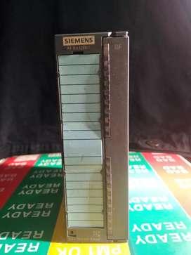 Módulo Siemens Análogo Entrada. 331-7KF02-0AB0 incluye conector trasero.