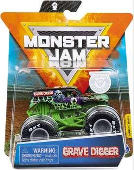 Spin Master - Monster Jam Monster Jam Serie 9 Grave Digger