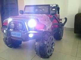 Jeep Carro a Bateria Y Control Remoto