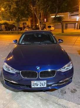 Vendo BMW 318i del 2015