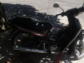 Se vende moto crypton mod 2010