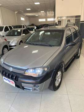 Fiat Palio Weekend 1.8 Elx Pack Electrico