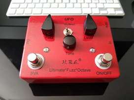 Ultimate Fuzz Octave - HBE