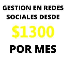 GESTION EN REDES SOCIALES - MARKETING DIGITAL