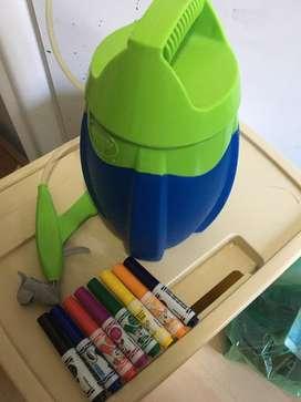 Aerografo Crayola