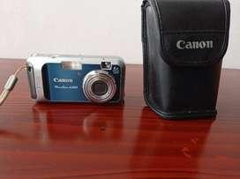 Camara fotografica Canon PowerShot A460