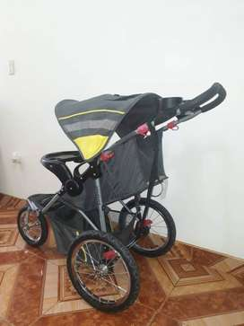 Coche Baby trend expedition + OBSEQUIO TREN MUSICAL