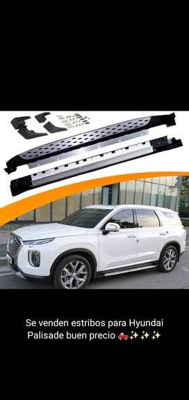 Estribos Hyundai PALISADE