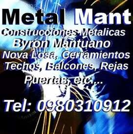 Cerrajeria metalman