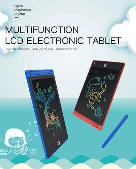 """Tableta De Escritura Lcd Con Líneas De Color, Tabla De Dibujo de 8.5"""""""