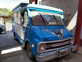 Motorhome Chevrolet