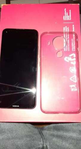 Nokia 5.4 poco uso
