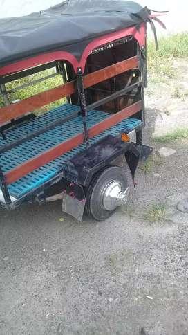 Zorrillo o trailer para moto