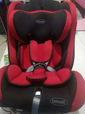 Vendo silla de carro para bebe