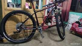 Bicicleta de montaña 29er Venzo ATIX ALUXX 7000
