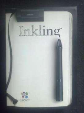 Wacom Inkling. Lápiz Digital.