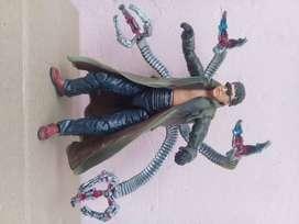 Doc Octopus Con Flexible Tentáculos Spider-man 2 (2004)
