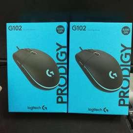 Mouse Logitech g102 - Compatible con Windows/macOs/PS4
