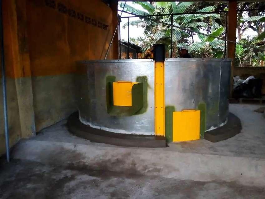 Secadora de cacao o maiz 0
