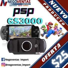 JUEGO PSP GS3000 PARA LOS NIÑOS