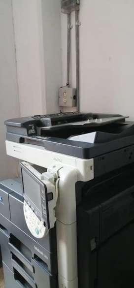 Impresora Bizhub 363