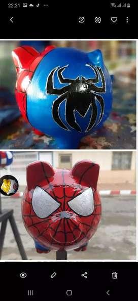 Puerco araña