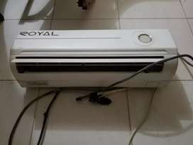 Vendo carita de aire Royal a 110v.