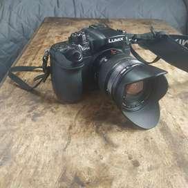 Panasonic Lumix GH4 - cámara sin espejo