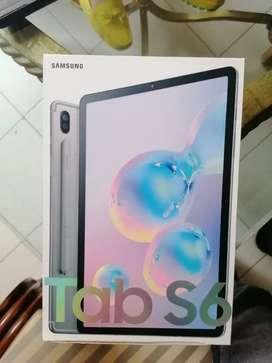 TAB SAMSUNG S6 10.5 como nueva !
