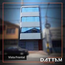 EDIFICIO EN VENTA a una Cuadra del Paseo Cívico de Tacna