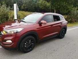 Vendo Camioneta Hyundai Tucson Año 2016 Modelo 2017