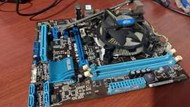 Combo Core i7 3770 Intel