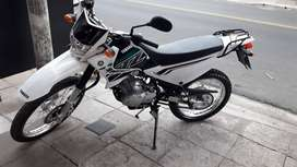 Yamaha xtz 125 modelo 2018 3700 kilometros
