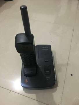 Teléfono Inalambrico Sony