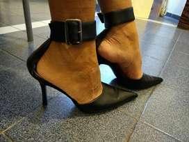 Zapatos Batistella T 39, Taco de 10cm