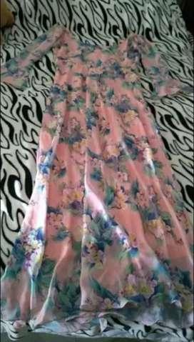 Vestido floral L