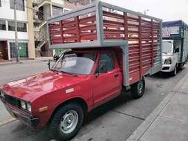 Vendo camióneta