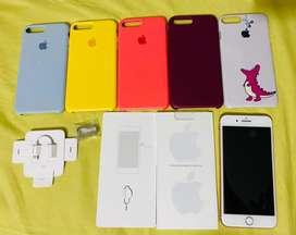 Iphone 8 Plus 64 gb Rose gold, en perfecto estado.