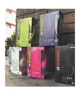 Auriculares Netmak Bluetooth